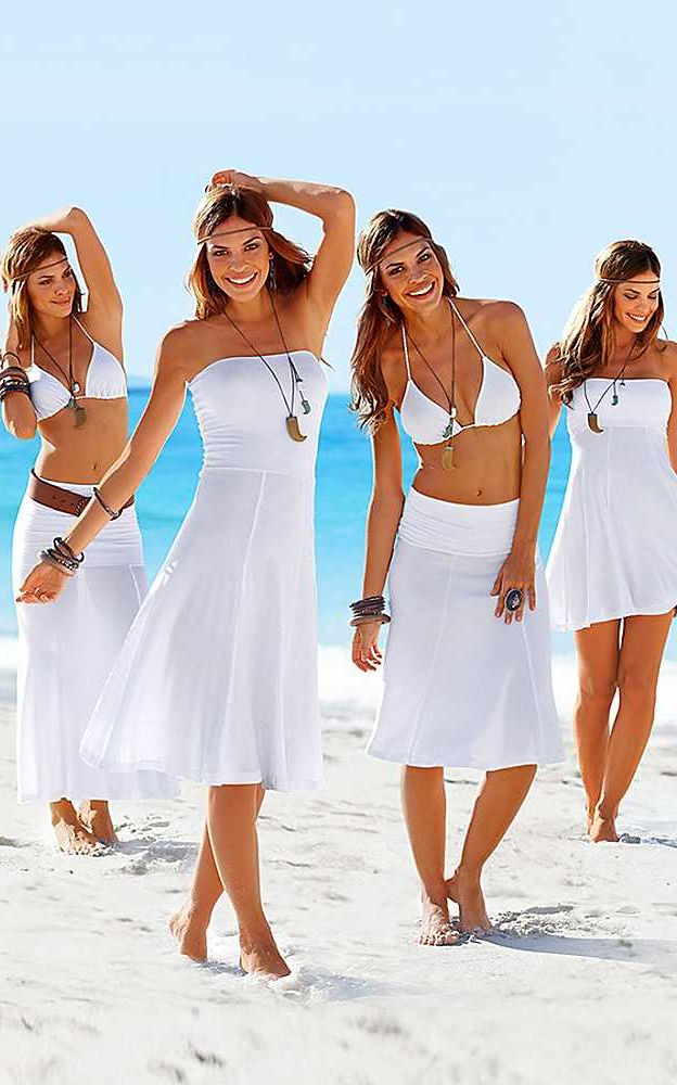Sexy Summer Multi-wear  beach dress
