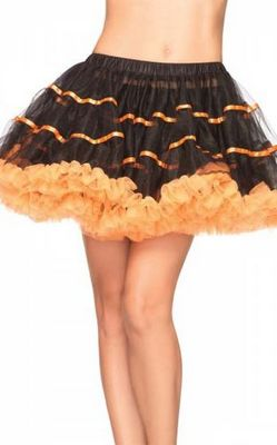 Black and Yellow Layered TuTu