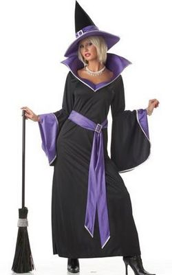Incantasia Glamor Witch Costume