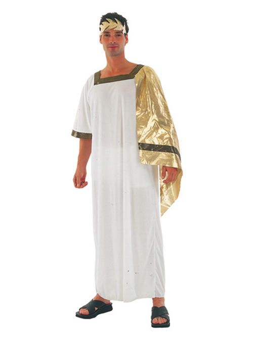 Greek God Fancy Dress Costume